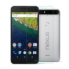 Google Nexus 6P用強化ガラス 液晶保護フィルム グーグル クリア