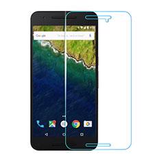 Google Nexus 6P用強化ガラス 液晶保護フィルム T01 グーグル クリア
