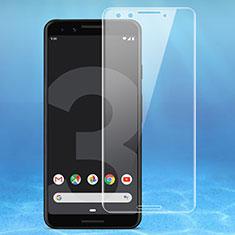 Google Pixel 3用強化ガラス 液晶保護フィルム グーグル クリア