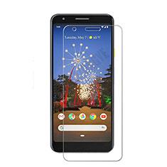 Google Pixel 3a用強化ガラス 液晶保護フィルム グーグル クリア