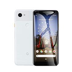 Google Pixel 3a用強化ガラス 液晶保護フィルム T01 グーグル クリア