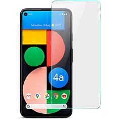 Google Pixel 4a 5G用強化ガラス 液晶保護フィルム グーグル クリア