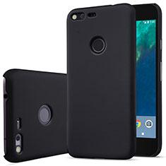 Google Pixel用ハードケース プラスチック 質感もマット グーグル ブラック