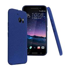 HTC 10 One M10用ハードケース プラスチック 質感もマット HTC ネイビー