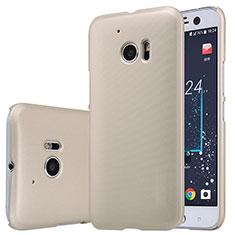 HTC 10 One M10用ハードケース プラスチック 質感もマット M01 HTC ゴールド