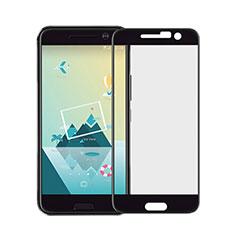 HTC 10 One M10用強化ガラス フル液晶保護フィルム HTC ブラック