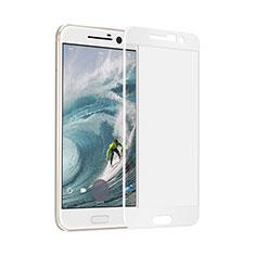 HTC 10 One M10用強化ガラス フル液晶保護フィルム HTC ホワイト
