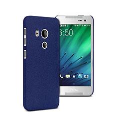 HTC Butterfly 3用ハードケース カバー プラスチック HTC ネイビー