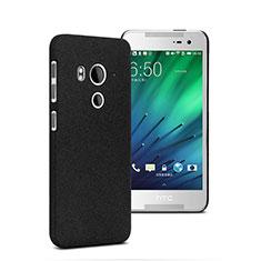 HTC Butterfly 3用ハードケース カバー プラスチック HTC ブラック