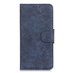 HTC Desire 19 Plus用手帳型 レザーケース スタンド カバー L01 HTC オレンジ