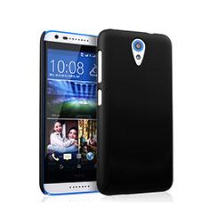 HTC Desire 620用ハードケース プラスチック 質感もマット HTC ブラック