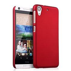 HTC Desire 626用ハードケース プラスチック 質感もマット HTC レッド