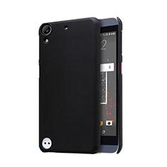HTC Desire 630用ハードケース プラスチック メッシュ デザイン HTC ブラック