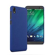 HTC Desire 728 728g用ハードケース プラスチック 質感もマット HTC ネイビー