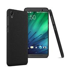 HTC Desire 728 728g用ハードケース プラスチック 質感もマット HTC ブラック