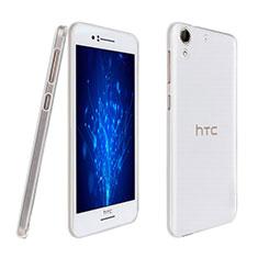 HTC Desire 728 728g用極薄ソフトケース シリコンケース 耐衝撃 全面保護 クリア透明 HTC クリア