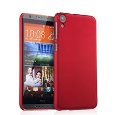 HTC Desire 820用ハードケース プラスチック 質感もマット HTC レッド