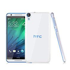 HTC Desire 820用ハードケース クリスタル クリア透明 HTC クリア