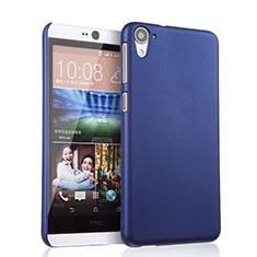 HTC Desire 826 826T 826W用ハードケース プラスチック 質感もマット HTC ネイビー