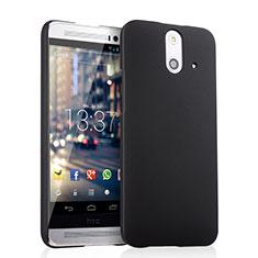 HTC One E8用ハードケース プラスチック 質感もマット HTC ブラック