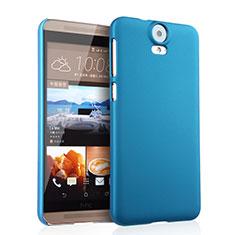 HTC One E9 Plus用ハードケース プラスチック 質感もマット HTC ブルー