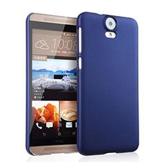 HTC One E9 Plus用ハードケース プラスチック 質感もマット HTC ネイビー