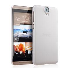 HTC One E9 Plus用ハードケース プラスチック 質感もマット HTC ホワイト