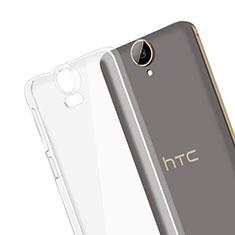 HTC One E9 Plus用ハードケース クリスタル クリア透明 HTC クリア