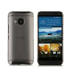 HTC One M9用ハードケース クリスタル クリア透明 HTC クリア