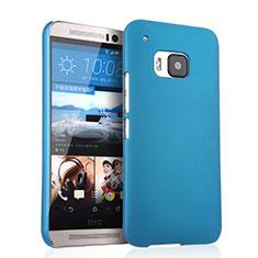 HTC One M9用ハードケース プラスチック 質感もマット HTC ブルー