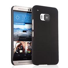 HTC One M9用ハードケース プラスチック 質感もマット HTC ブラック