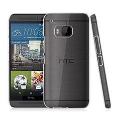 HTC One M9用ハードケース クリスタル クリア HTC クリア