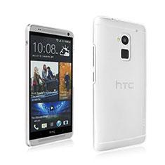 HTC One Max用ハードケース クリスタル クリア透明 HTC クリア
