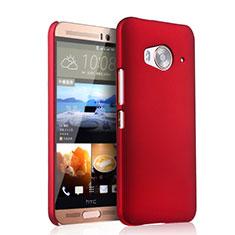 HTC One Me用ハードケース プラスチック 質感もマット HTC レッド