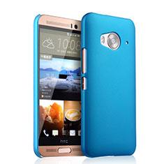 HTC One Me用ハードケース プラスチック 質感もマット HTC ブルー