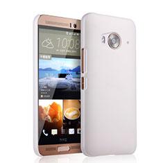 HTC One Me用ハードケース プラスチック 質感もマット HTC ホワイト
