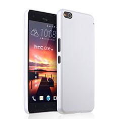 HTC One X9用ハードケース プラスチック 質感もマット HTC ホワイト