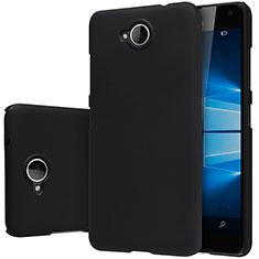HTC U Play用ハードケース プラスチック 質感もマット M01 HTC ブラック