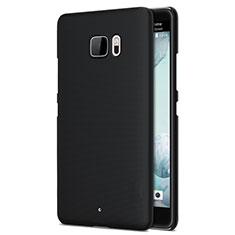 HTC U Ultra用ハードケース プラスチック 質感もマット HTC ブラック