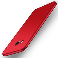 HTC U11用極薄ソフトケース シリコンケース 耐衝撃 全面保護 HTC レッド