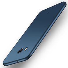 HTC U11用極薄ソフトケース シリコンケース 耐衝撃 全面保護 HTC ネイビー