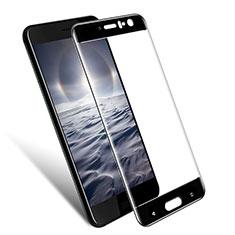 HTC U11用強化ガラス フル液晶保護フィルム HTC ブラック