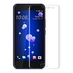 HTC U11用強化ガラス 液晶保護フィルム T01 HTC クリア