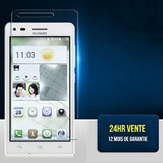 Huawei Ascend G6用強化ガラス 液晶保護フィルム ファーウェイ クリア