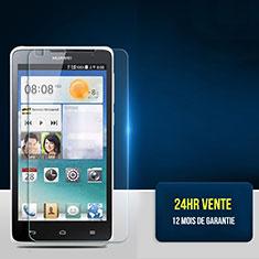 Huawei Ascend G615用強化ガラス 液晶保護フィルム ファーウェイ クリア