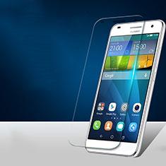 Huawei Ascend G7用強化ガラス 液晶保護フィルム T02 ファーウェイ クリア