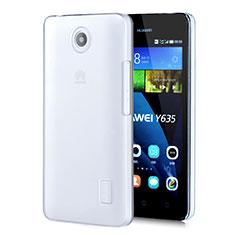Huawei Ascend Y635 Dual SIM用ハードケース クリスタル クリア透明 ファーウェイ クリア