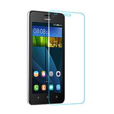 Huawei Ascend Y635 Dual SIM用強化ガラス 液晶保護フィルム ファーウェイ クリア