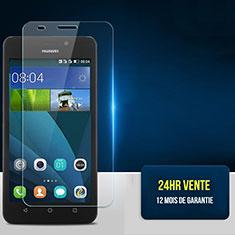 Huawei Ascend Y635 Dual SIM用強化ガラス 液晶保護フィルム T01 ファーウェイ クリア