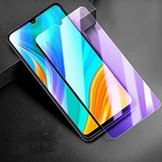 Huawei Enjoy 10S用アンチグレア ブルーライト 強化ガラス 液晶保護フィルム ファーウェイ クリア